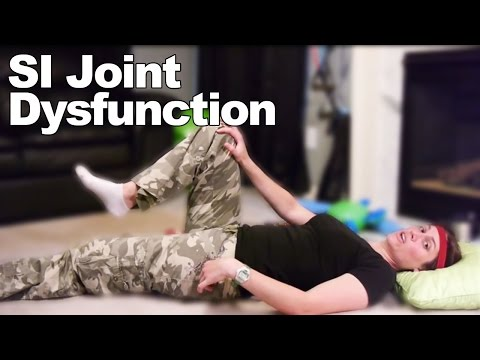 SI Joint Dysfunction Exercises & Stretches - Ask Doctor Jo
