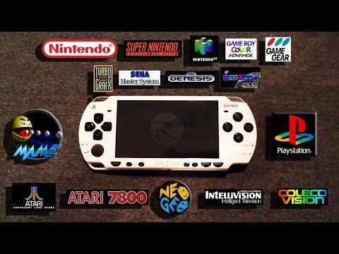 Modded PSP 2000 16gb Retro TimothyTimPC@yahoo.com