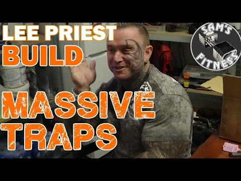 LEE PRIEST How to Build MASSIVE TRAPS!