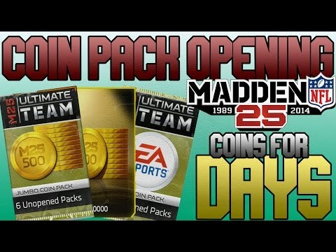 Madden 25 MUT | Ultimate Team Jumbo Pack Pulls! | Best Way to Make Coins | #NoMoneySpent