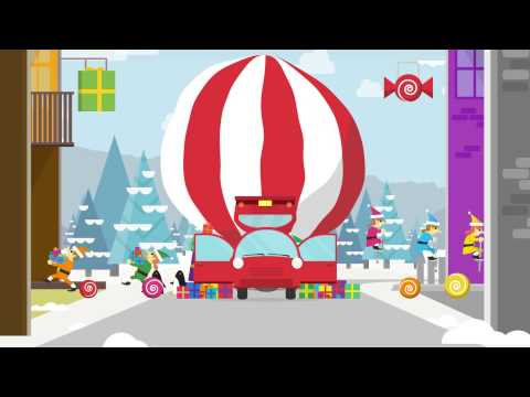 Santa Tracker: Carpool