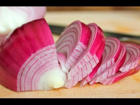 Doctors Finally Admitted, Red Onions Do Wonders for the Thyroid Gland!