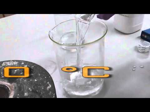 Green Chemistry- Making a Coconut Oil Soap in school!!!