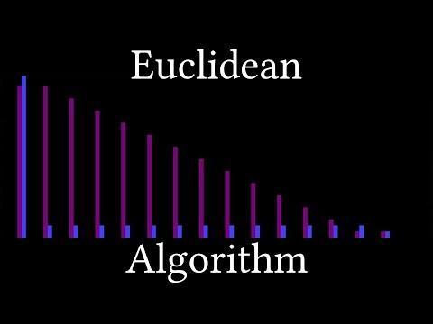Euclidean Algorithm (Greatest Common Divisor)