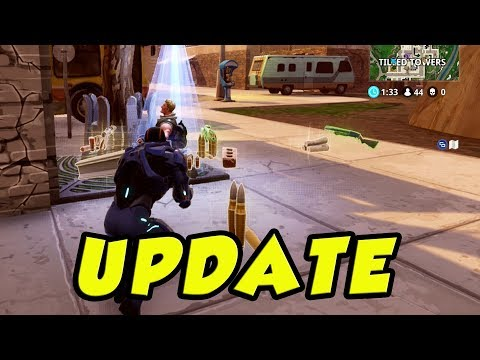 Small Fortnite Channel Update
