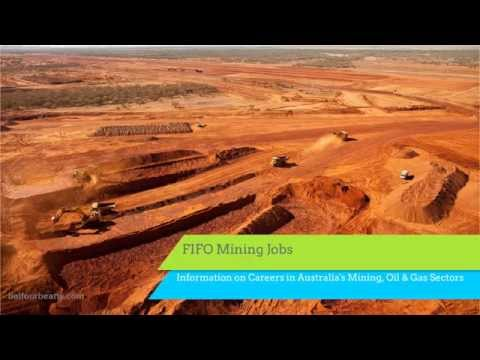 FIFO Mining Jobs