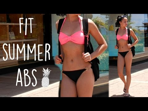 Intense Ab workout for a flat and toned stomach