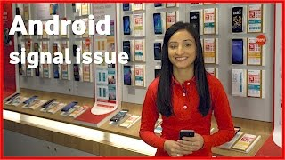 Vodafone Uk: What To Do If You Have No Signal - Android