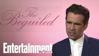 The Beguiled: Colin Farrell On Sofia Coppola