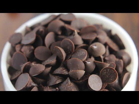 Chocolate Chips Homemade Method | Homemade Chocolate chips Recipe in Urdu/Hindi