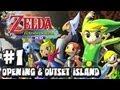 The Legend of Zelda Wind Waker HD Wii U - (2048p) Part 1 ...