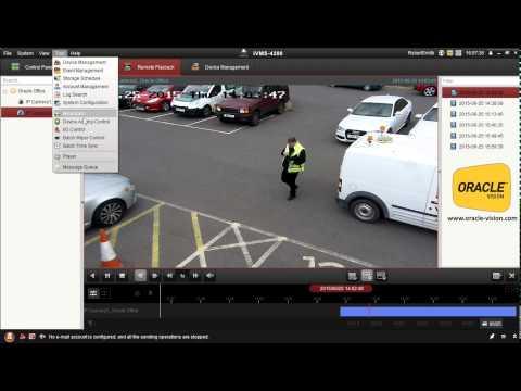 Visualizar DVR Hikvision en iVMS 4200 - Hikvision Pc Based