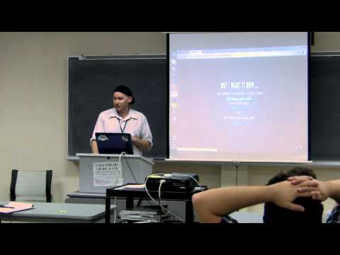 Whats this WebGL thing? Intro to 3D graphics in the browser. Wordcamp Providence 2013 Lecture