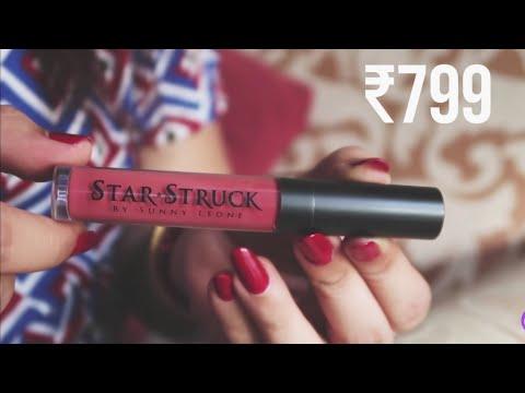 SUNNY LEONE Makeup  review! {Delhi fashion blogger}