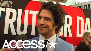Tyler Posey Reveals He Would