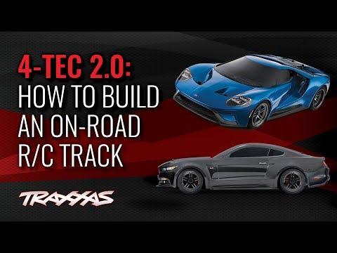How to Set Up an On-Road R/C Track | Traxxas Support