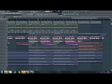 FL STUDIO | Proezas - Promises (Playthrough Project) FREE DOWNLOAD