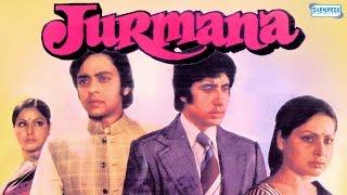 Jurmana - Full Movie In 15 Mins - Amitabh Bachchan -  Rakhee -  Vinod Mehra