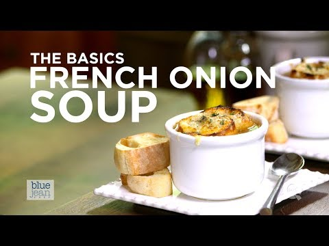 How to Make French Onion Soup - The Basics on QVC