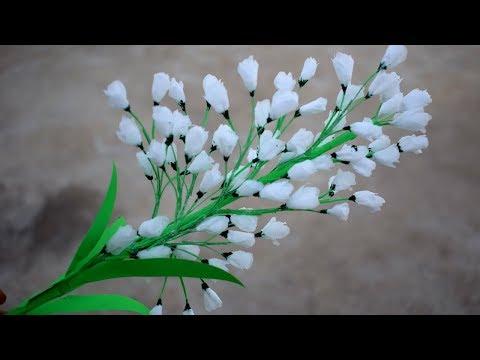 Home Decorations:Paper Flowers Decorations -Tissue Paper Flowers Diy