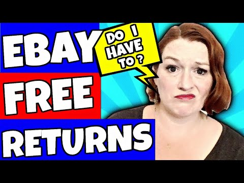 Ebay Free Returns 2018 - Free Return Shipping - How to Make It Work For Your Business