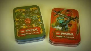 Lego Ninjago Trading Card Game Seria 2 Minipuszka Czerwona
