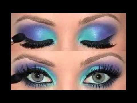 Eyes Shades Makeup
