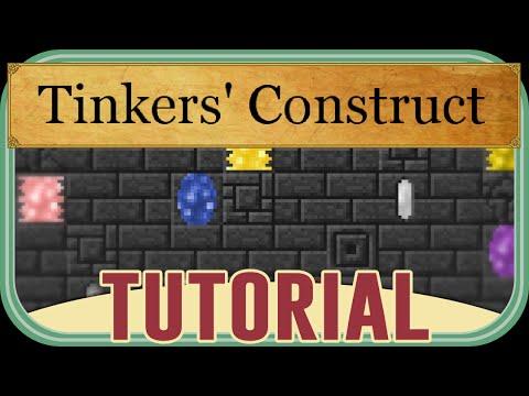 Tinkers' Construct Tutorial für MC Version 1.8/ 1.9 - Deutsch - Chigocraft