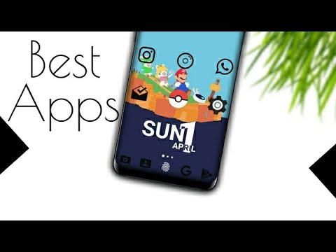 Top 5 Best Android Apps - April 2018!