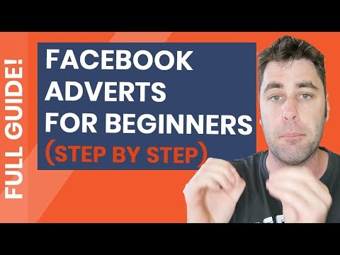 Facebook Ads in 2018 | Become a Facebook Ads EXPERT in This Video! (Beginner Tutorial)