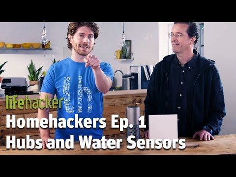 How to Set Up a Smart Home Hub and Water Sensor