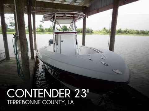 [UNAVAILABLE] Used 2002 Contender 23 Center Console in Chauvin, Louisiana