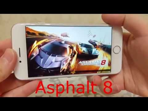 Top 2 Car Racing Games On The Apple iPhone 6