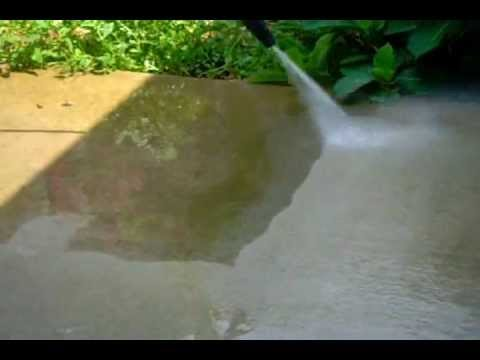 How To Clean Mold from Concrete - www.SealGreen.com - 800-997-3873