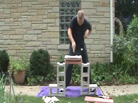 Learn How to Break a Brick
