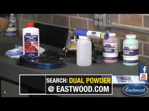 How To Polish Powder Coating -l Keep Your Coated Parts Shining Bright! Eastwood