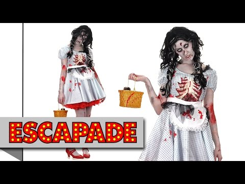 Zombie Dorothy Halloween Costume - Halloween Fancy Dress Costume Ideas