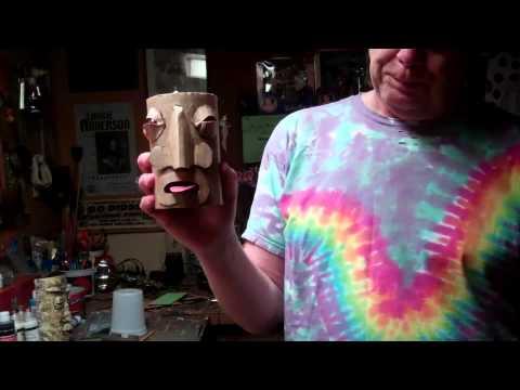 Cardboard Tiki Madness