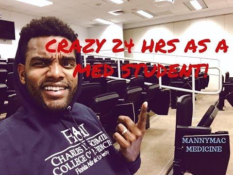CRAZY 24 HRS AS A MED STUDENT VLOG! | MED SCHOOL VLOG
