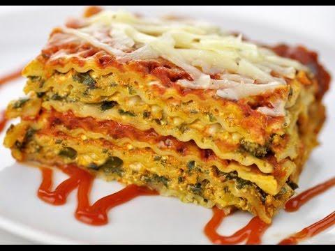 Spinach lasagna recipe easy ricotta