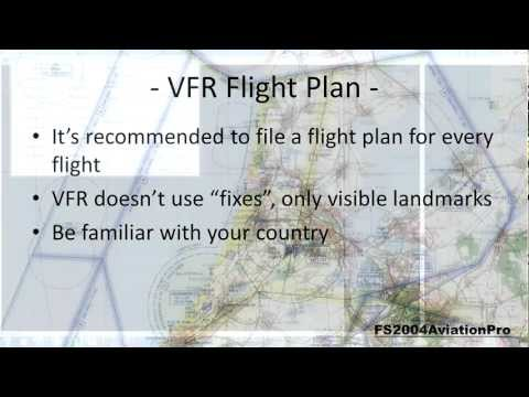 VATSIM: The VFR Flightplan