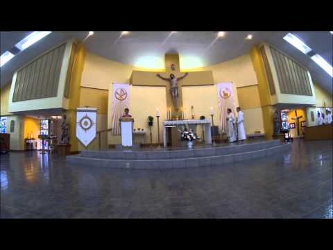 Sunday Vigil Mass Our Lady of the Lakes Catholic Church