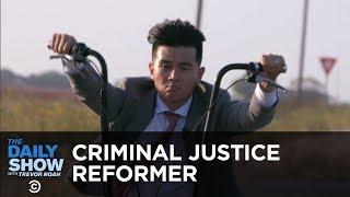 Meet District Attorney Mark Gonzalez, Criminal Justice Reformer   The Daily Show