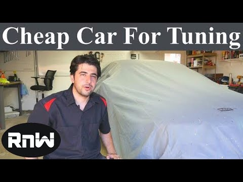 My Top Pick Car on a Budget for Tuning - Secret Car Revealed