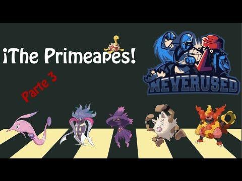 ¡The Primeapes! Parte 3. ¡The Hax is real! (NU Pokémon Showdown)