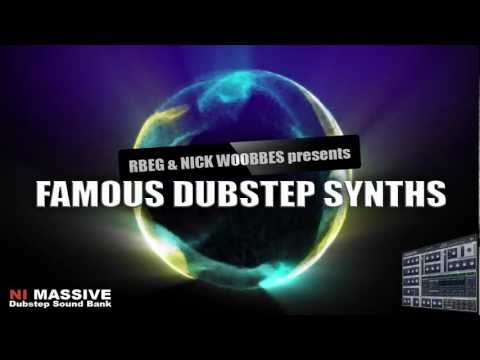 How to make Dubstep synths sounds in Massive like Skrillex
