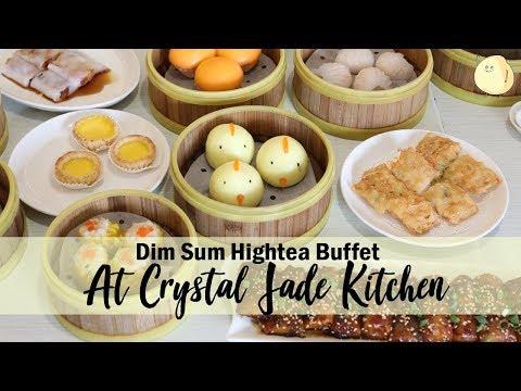Crystal Jade Kitchen - All You Can Eat Dim Sum Hightea Buffet