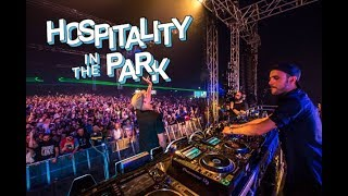 Metrik + Dynamite MC Live from Hospitality In The Park 2018