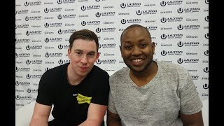 HARDWELL ON CONQUERING DREAMS AND FEELING ALIVE | ULTRA SOUTH AFRICA 2018