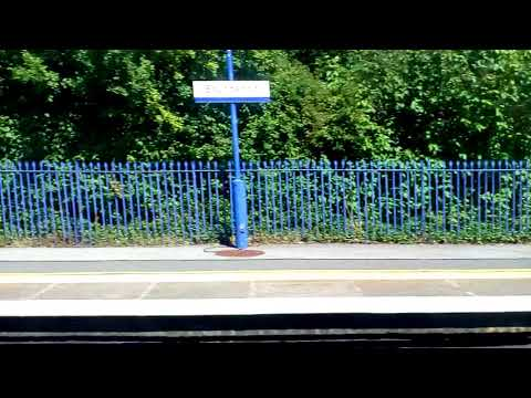 Journey video #5 - High Wycombe to Princes Risborough - Train: 165033